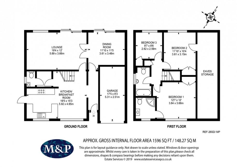 5719da1d2 Floorplan for Starmead Drive